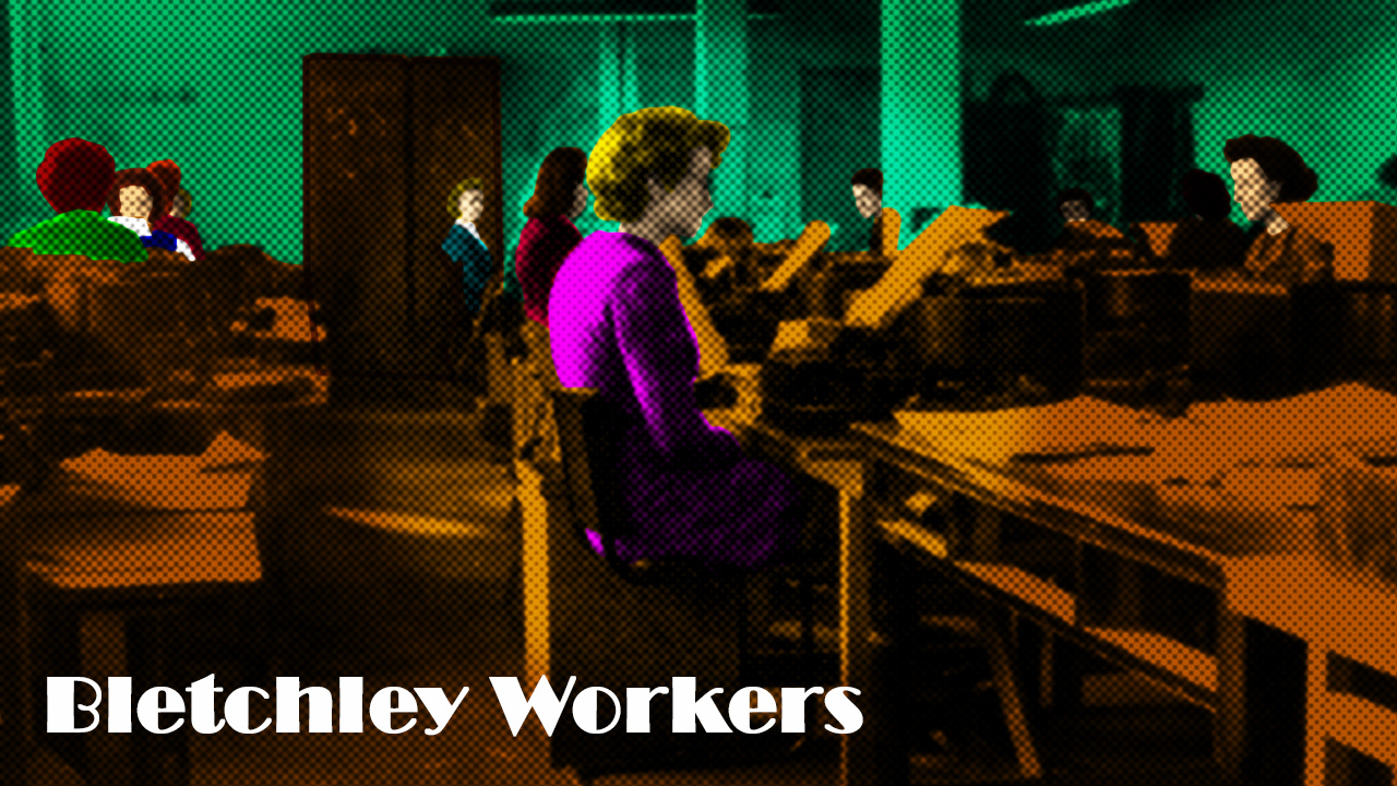 Women of Bletchley Park