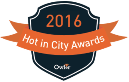 Owler Hot in the City Awards
