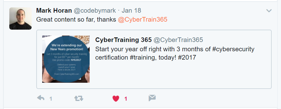 what is CyberTraining 365